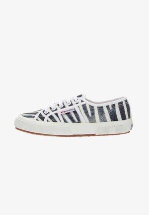 FANTASY COTU - Baskets basses -  white/black
