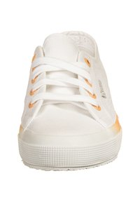Superga - GRADIENT  - Sneakers basse - white/orange melon - 5