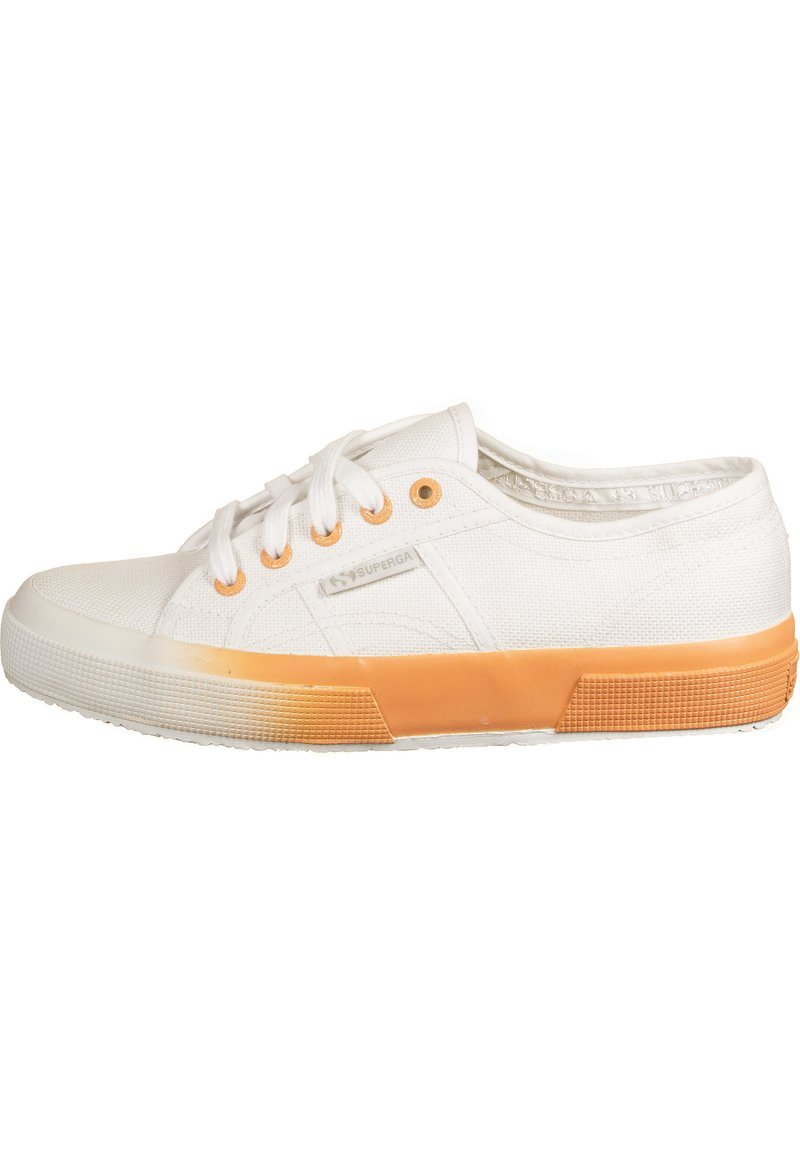 Superga - GRADIENT  - Sneakers basse - white/orange melon
