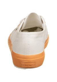 Superga - GRADIENT  - Sneakers basse - white/orange melon - 4