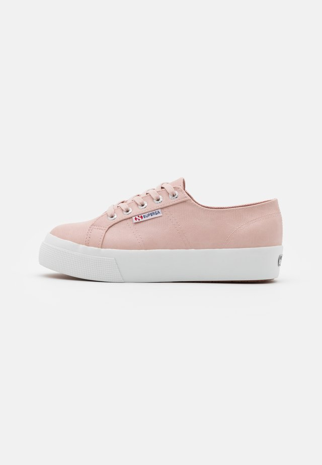 2730 - Sneakersy niskie - pink smoke