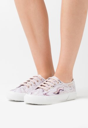 2750 MARBLE - Sneakers basse - light pink