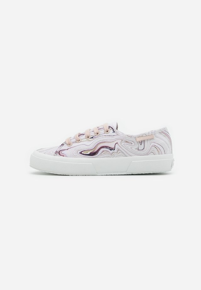 2750 MARBLE - Sneakers laag - light pink