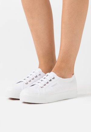 BIGEYELETS - Sneaker low - white/platinum