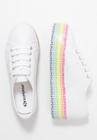 Superga - 2790 MINILETTERING - Tenisky - white/multicolor - 3
