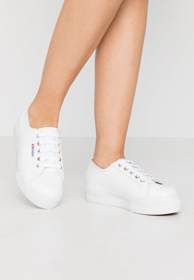 Sneakers basse - white/multicolor