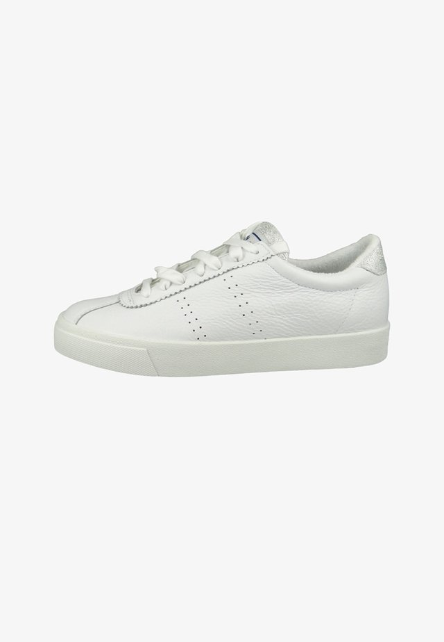 COMFLEALAME - Sneakers laag - silver
