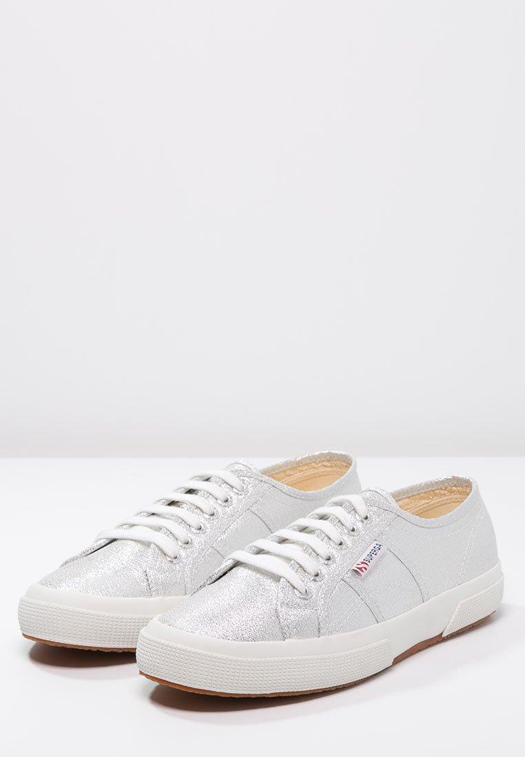 Superga LAMEW - Sneaker low - silver