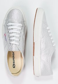 Superga - LAMEW - Trainers - silver - 1