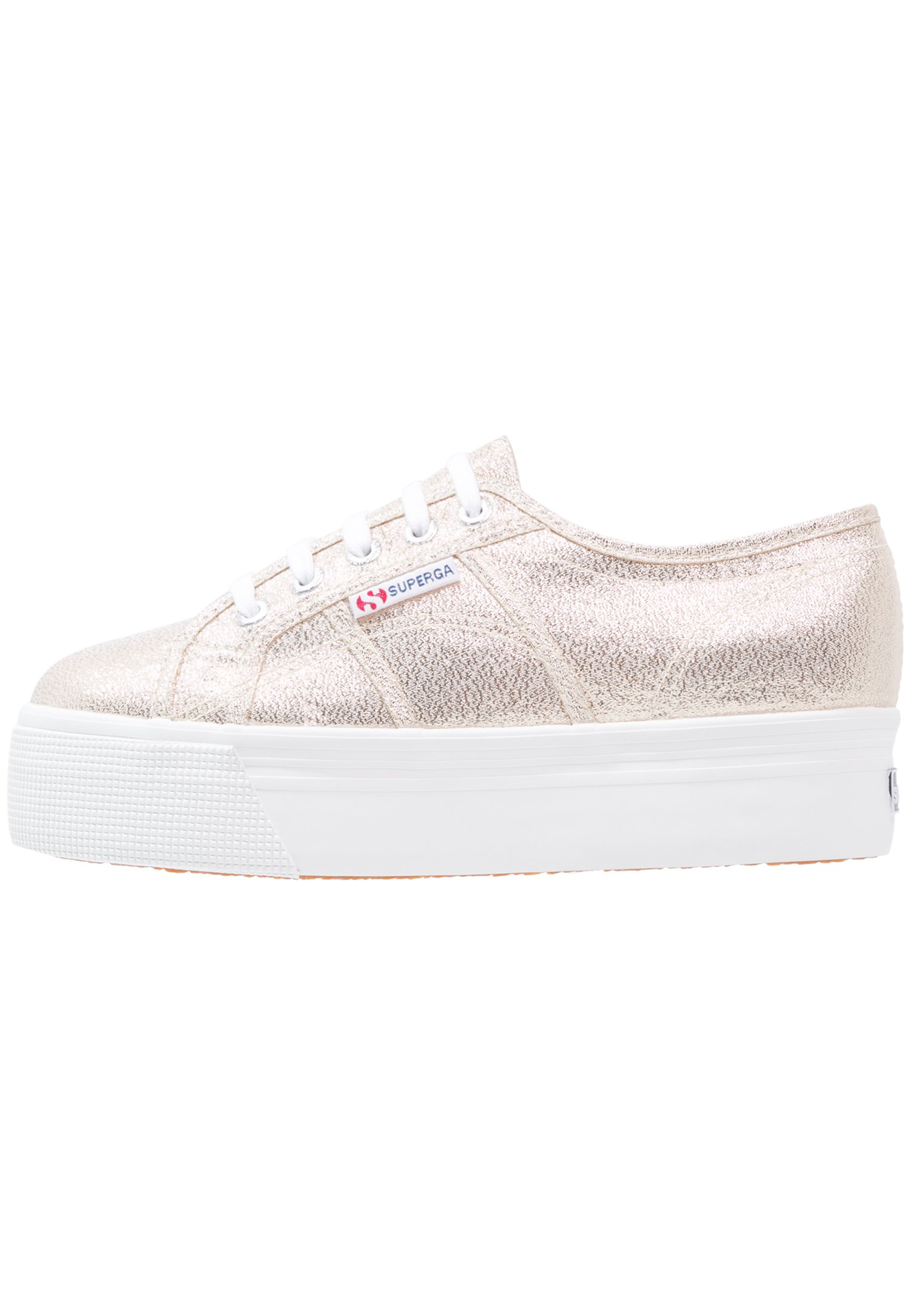 Superga LAMEW - Sneaker low - gold - Black Friday
