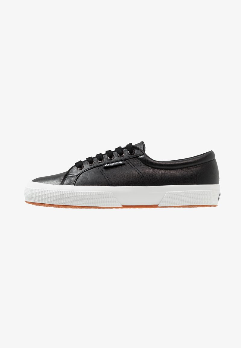 Superga - COLLARPADDE - Zapatillas - black