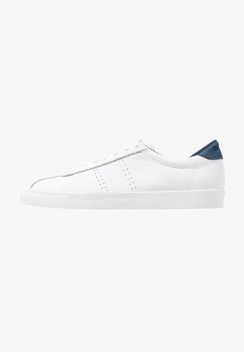 Superga - COMFLEAU - Trainers - white/navy