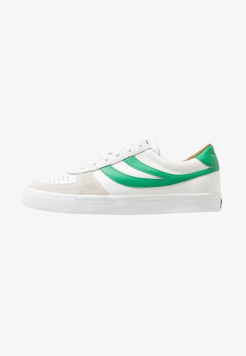 Superga - LEAU - Zapatillas - white/green