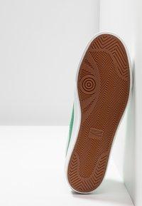 Superga - LEAU - Zapatillas - white/green - 4