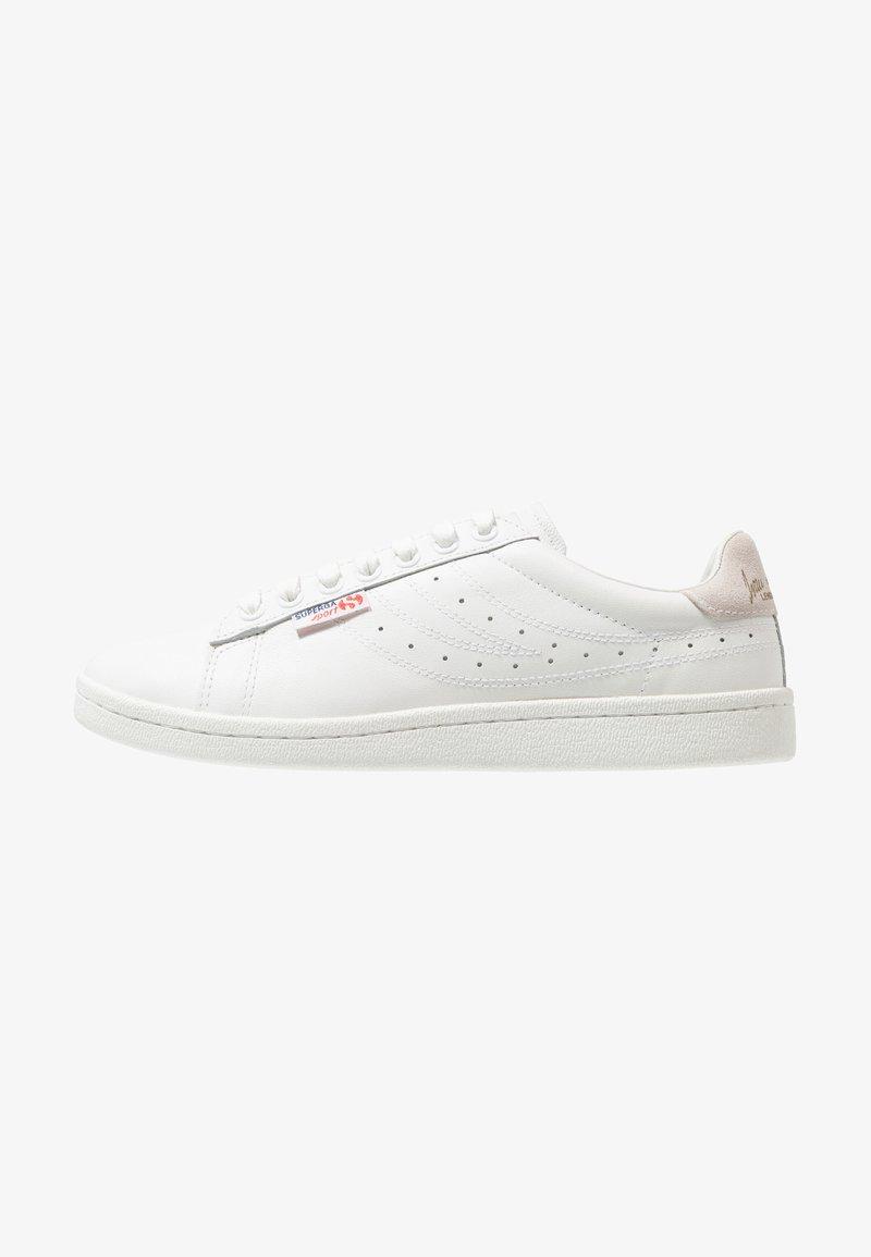 Superga - COMEFLEAU - Zapatillas - white