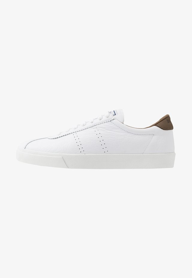 2843 COMFLEAU - Sneakers laag - white/miltary green