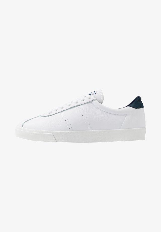 2843 COMFLEAU - Matalavartiset tennarit - white/navy