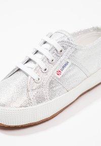 Superga - 2750 - Sneaker low - grey silver - 5