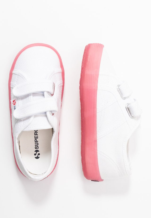 COTBUMPERTRASPJ - Sneaker low - white/pink