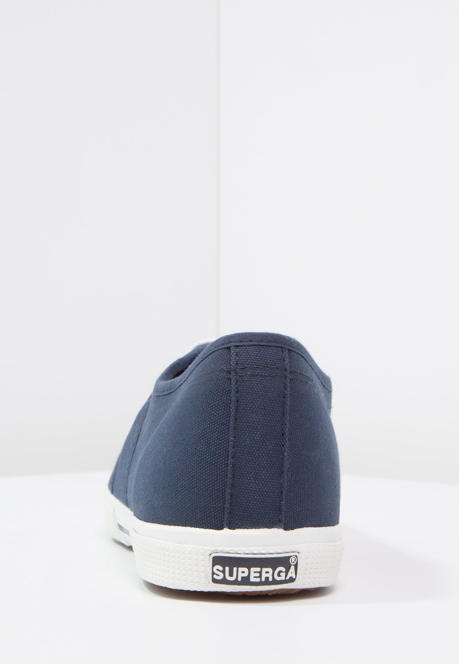 Superga COTU - Sneakers basse - blue