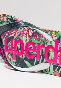 Superdry - Bade-Zehentrenner - black - 2