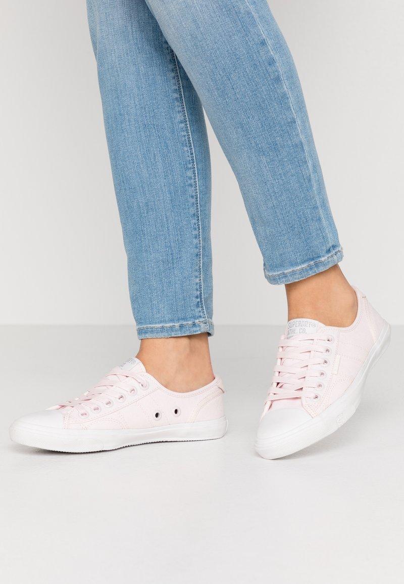 Superdry - Sneakers laag - soft pink