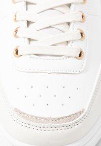 Superdry - PREMIUM COURT TRAINER - Sneakersy niskie - optic - 2