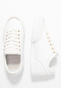 Superdry - PREMIUM COURT TRAINER - Sneakersy niskie - optic - 3
