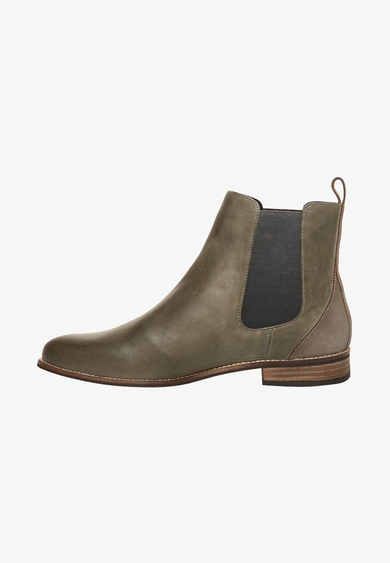 Superdry - Classic ankle boots - charcoal/pewter