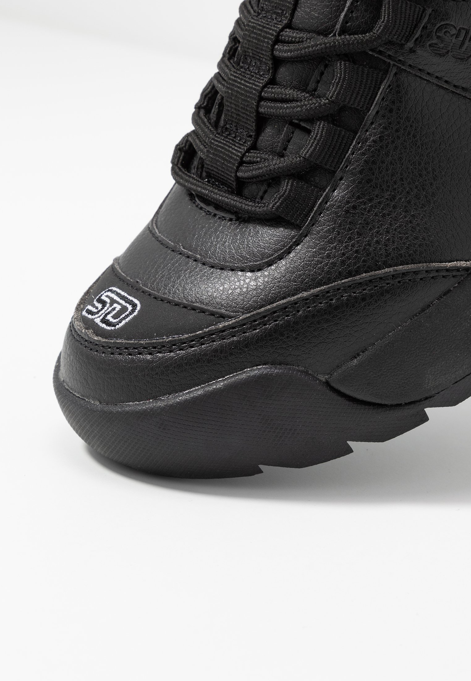 Superdry WIDE FIT - Sneakersy niskie - black