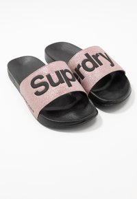 Superdry - Sandales de bain - rose gold - 7