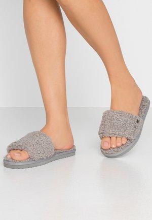 SLIDE - Domácí obuv - grey