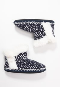 Superdry - SLIPPER BOOT - Slippers - navy - 3