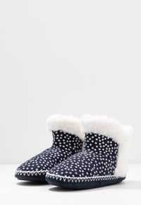 Superdry - SLIPPER BOOT - Slippers - navy - 4