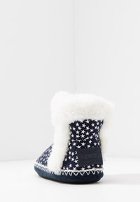 Superdry - SLIPPER BOOT - Slippers - navy - 5