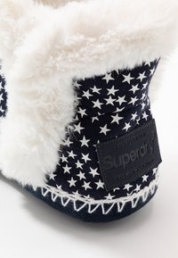Superdry - SLIPPER BOOT - Slippers - navy - 2