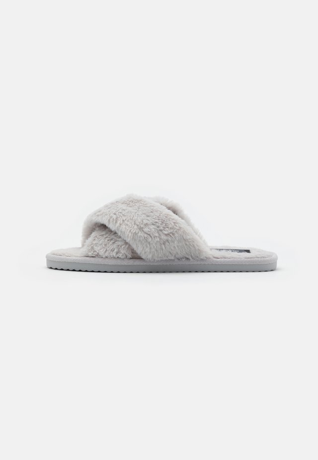 SLIDE - Chaussons - grey