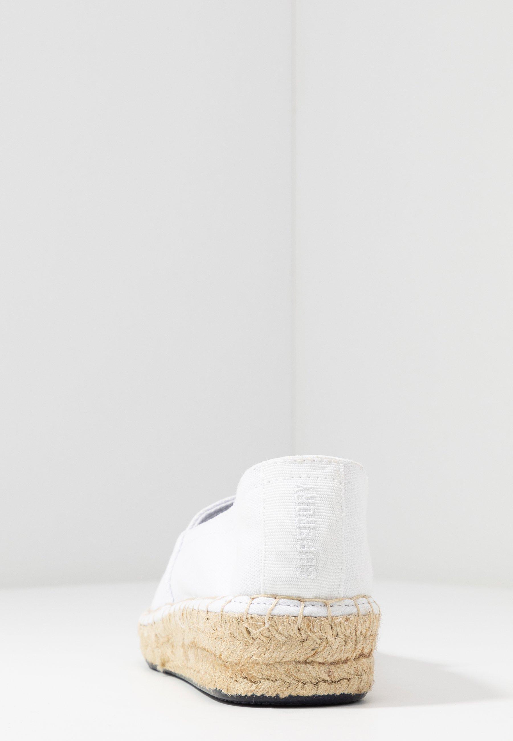 Superdry Espadrilles - optic white
