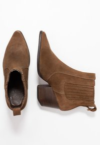 Superdry - THE EDIT CHUNKY CHELSEA - Ankelboots - mocha brown - 3