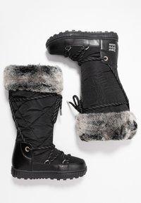 Superdry - Vinterstøvler - black - 3