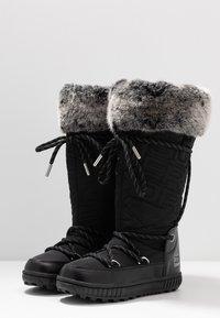 Superdry - Vinterstøvler - black - 4