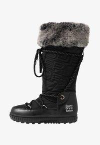 Superdry - Vinterstøvler - black - 1