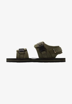 Sandales de randonnée - olive