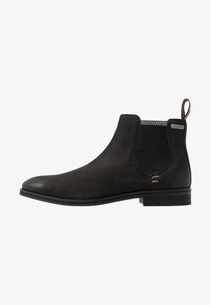 METEORA CHELSEA BOOT - Kotníkové boty - black