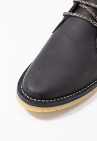Superdry - WINTER RALLIE BOOT - Zapatos con cordones - eclipse navy - 5