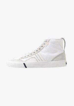SKATE CLASSIC - Vysoké tenisky - white