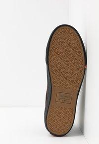 Superdry - SKATE CLASSIC - Zapatillas altas - black - 4