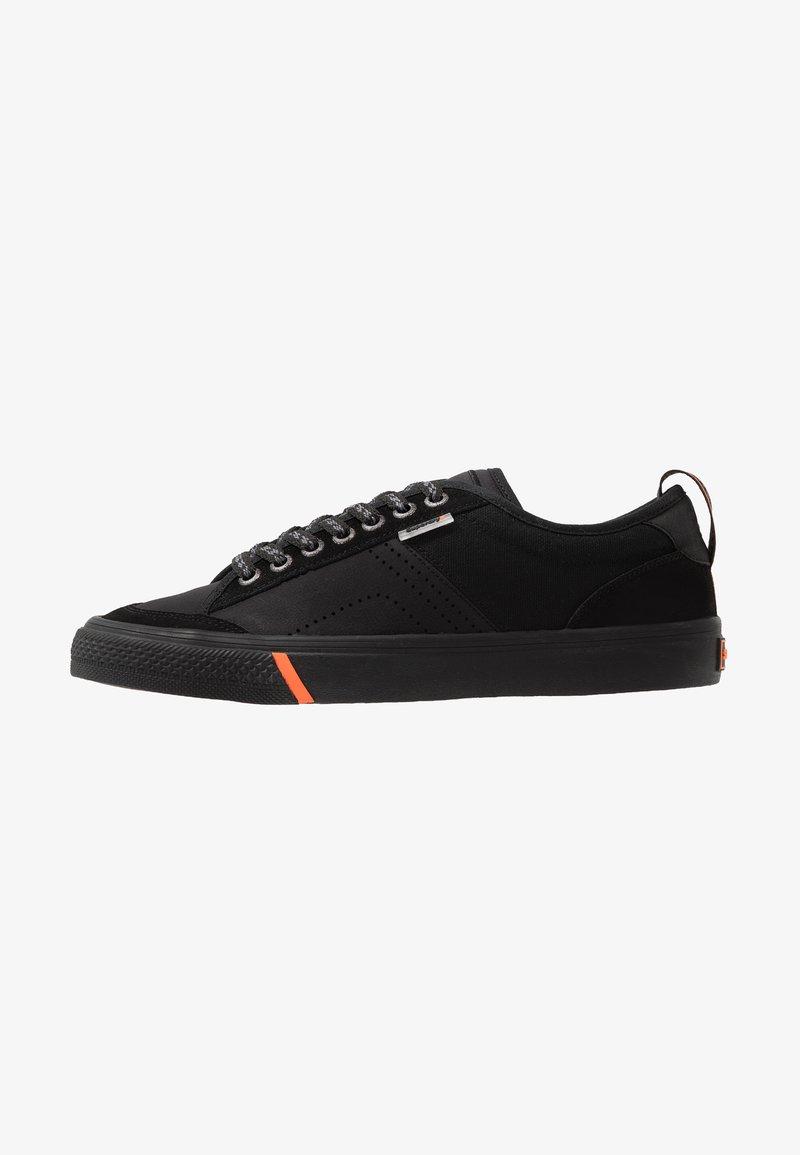 Superdry - CLASSIC  - Zapatillas skate - black