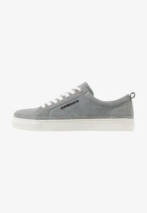 TRUMAN PREMIUM LACE UP - Trainers - mid grey