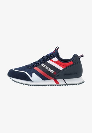 FERO RUNNER CORE - Sneakersy niskie - navy